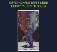 XCOM Enemy Unknown - Superhuman by donan