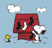 Snoopy's Doghouse by ScottW93