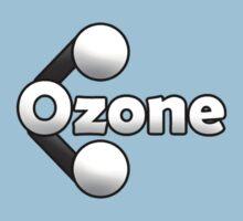 Ozone Logo T Shirt White Edition by Sam Mitchell