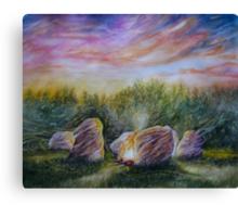 Gloaming Canvas Print