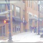 Sidewalk feb 26 by Tim Ruane
