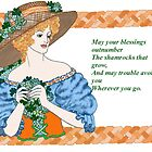 Irish Blessing by redqueenself