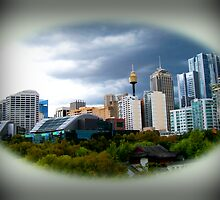 The Eye on Sydney by iLens