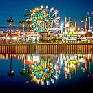 """Reflections Of A Fair"" by John Hartung"
