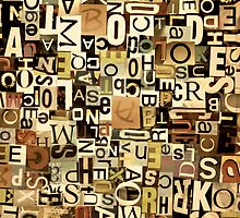 Alphabet by Kerri Swayze
