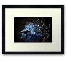 Ornamental Nature Framed Print