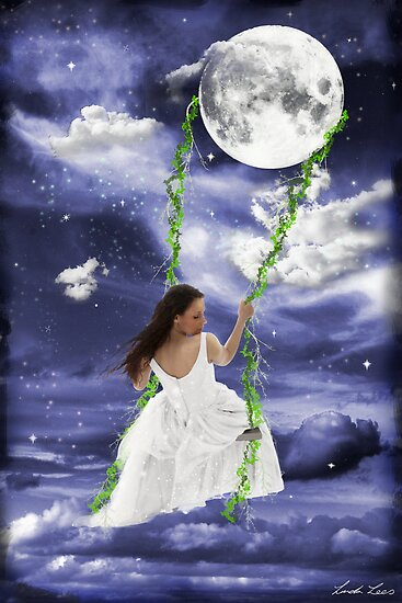 Swing on the Moon by Linda Lees