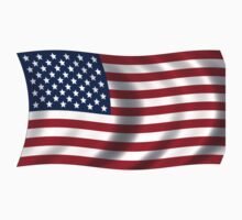 flag of united states of america by nadil