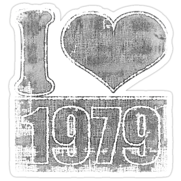 I love 1979 Vintage by Nhan Ngo