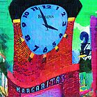 Margarita Clock by iLens