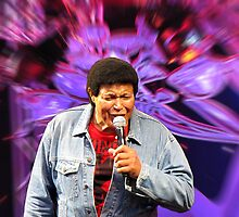 THE LEGENDARY CHUBBY CHECKER by Irina777