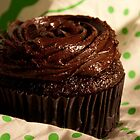 Fudge Cupcake by sarahmoyer