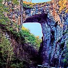 Natural Bridge - Virginia by djphoto