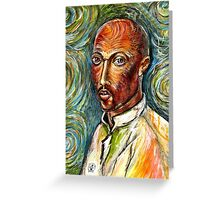 2Pac Greeting Card