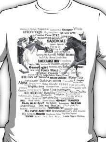 2012 Kentucky Derby Hopefuls T-Shirt