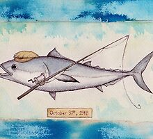 I Went Fishing on Halloween of 1948 by Kay Mes
