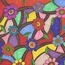Flower Pattern by Deb Coats