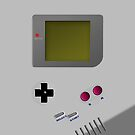 Game Boy by hunekune