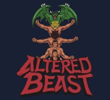 Altered Beast ver 2 by gorillamask