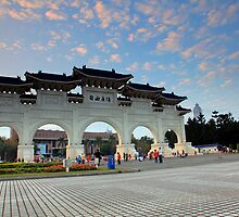 Gate of Great Centrality and Perfect Uprightness by Cameron B