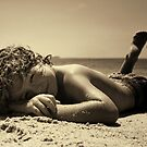 Sunbaker ~ala max dupain by Tam  Locke