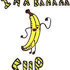 Banana Man by Lemon-zombie