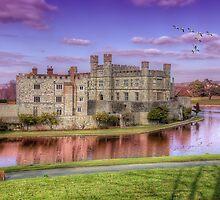 Leeds Castle by JMHPhotography