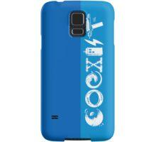 COEXIST - Let the Worlds of Nerdom Unite! Samsung Galaxy Case/Skin