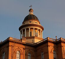 Old State Capitol, Ca. USA by teresalynwillis