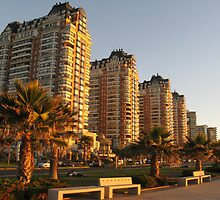 Vina del Mar Sunset Strip by FathersWorld
