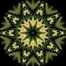 Geometric Kaleidoscope 11 by fantasytripp