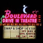 Boulevard Drive In Theatre, Kansas City, KS by kenelamb