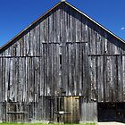Tobacco Barn 1 by kenelamb