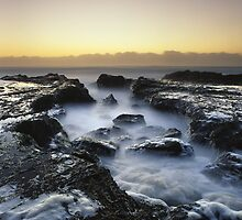 """A Foamy Reception"" ∞ Currumbin, QLD - Australia by Jason Asher"