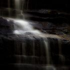 On The Darker Side of Blue Mountains falls by Juhana Tuomi