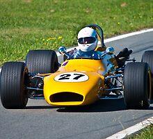 1969 Brabham BT 29 by Stuart Row