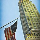Chrysler Building by TatjanaMenezes