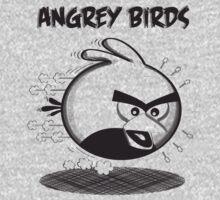 ANGREY BIRDS by dalgius