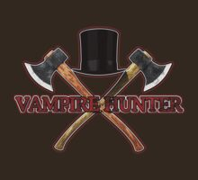 Vampire Hunter by MarkSeb