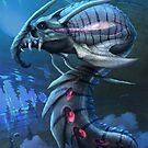 Underwater creature by DanielVijoi
