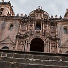 Cusco Cathedral by jorginho