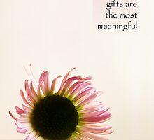 Smallest Gifts - Card by Tracy Friesen