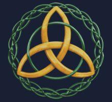 Celtic Trinity Knot by Packrat