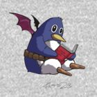 Prinny by Kloud23