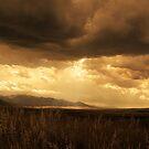Reaching the Rockies by Jeff Burgess