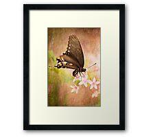 Spring Pastel Framed Print