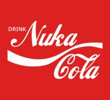 Drink Nuka Cola by Edgar Borunda
