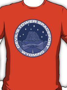 Devil's Tower Spaceport T-Shirt