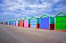 Huts & Colours by Fern Blacker