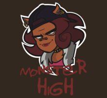 Gorilla High - Clawdeen by hausofpancakes